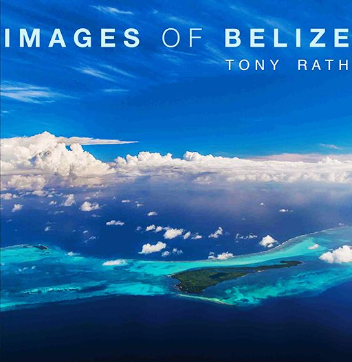 Images of Belize - Cover photo of the Belize Barrier Reef